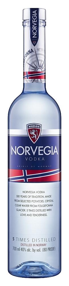 Vodka Norvegia